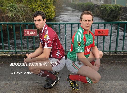GAA Allianz Media Event - Galway v Mayo