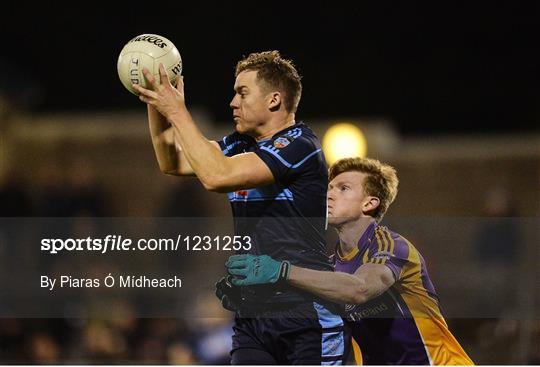St Jude's v Kilmacud Crokes - Dublin County Senior Club Football Championship Quarter-Final
