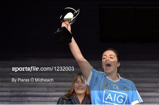 Dublin v Scotland - 2016 Senior Camogie/Shinty International Series
