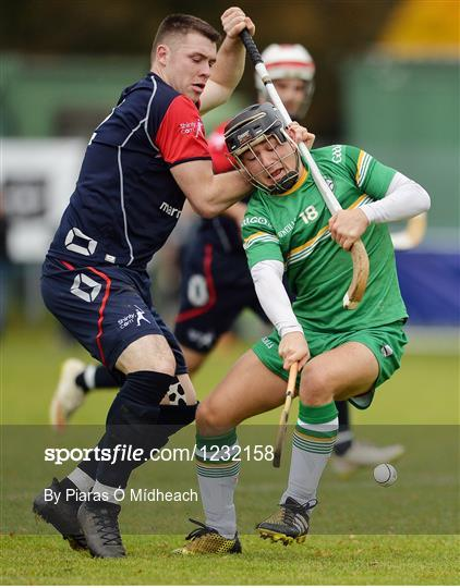 Ireland v Scotland - 2016 Senior Hurling/Shinty International Series