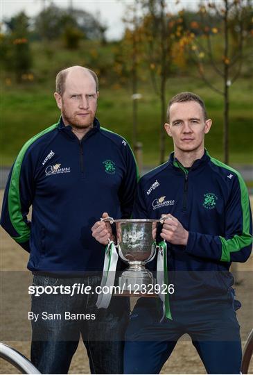AIB Leinster Club Championships 2016 Launch