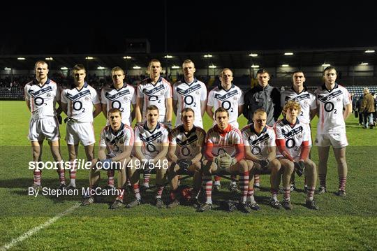 Cork v Down - Allianz Football League Division 1 Round 4