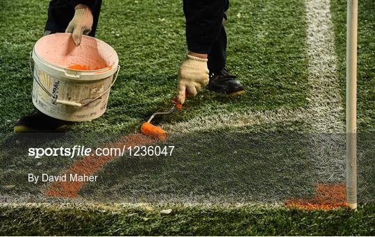 Zenit St Petersburg v Dundalk - UEFA Europa League Group D Matchday 4