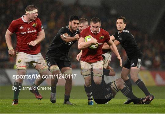 Munster v Maori All Blacks