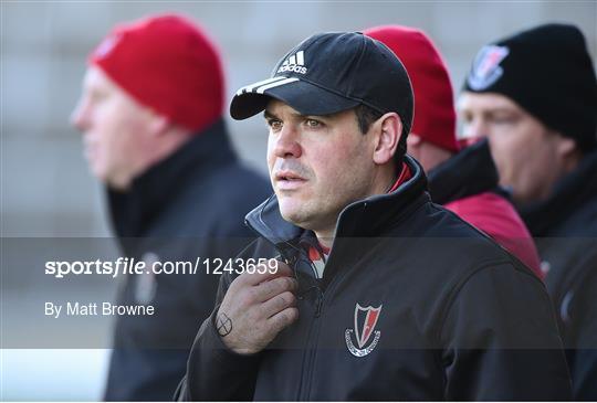 Oulart the Ballagh v  O'Loughlin Gaels - AIB Leinster GAA Hurling Senior Club Championship semi-final