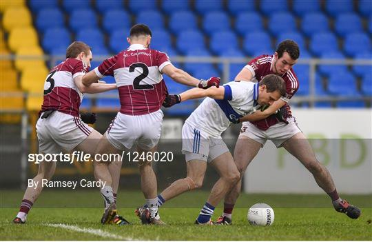 St. Columbas v St. Vincent's - AIB Leinster GAA Football Senior Club Championship Semi-Final