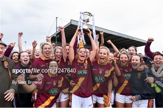 Kinsale v St. Maurs - All Ireland Junior Club Championship Final 2016