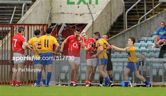 Cork v Clare - Munster GAA Football Senior Championship Quarter-Final