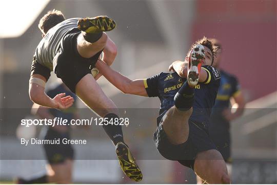 Munster Development XV v Ireland U20 XV