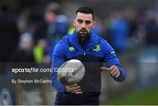 Leinster v Ulster - Guinness PRO12 Round 12