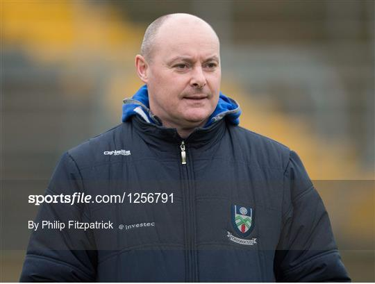Monaghan v Fermanagh - Bank of Ireland Dr. McKenna Cup Section B Round 1