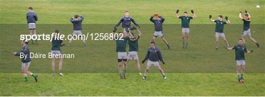 Meath v Wicklow - Bord na Mona O'Byrne Cup Group 3 Round 1