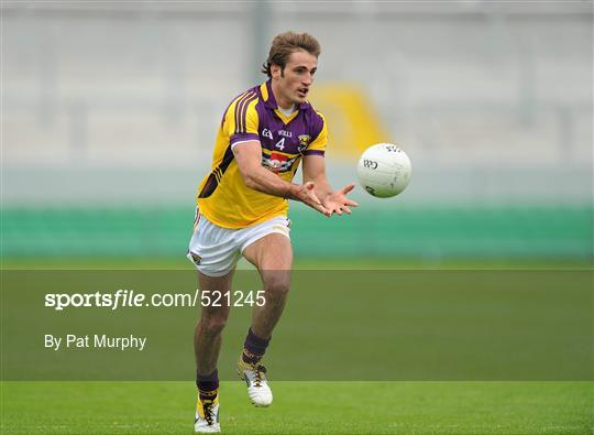 Wexford v Offaly - Leinster GAA Football Senior Championship First Round
