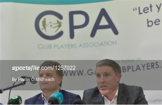 Official launch of the Club Players Association