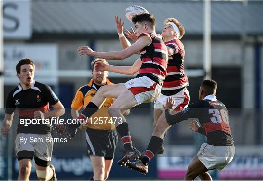 The High School v Wesley College - Bank of Ireland Vinnie Murray Cup Round 1