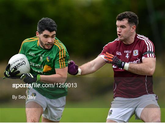 Leitrim v Galway - Connacht FBD League Section B Round 2