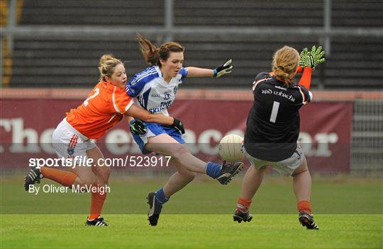 Armagh v Monaghan - Ulster Ladies Football Senior Championship
