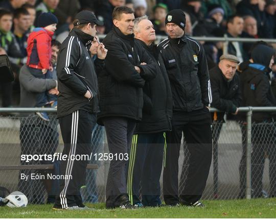 Cork v Kerry - McGrath Cup Round 3