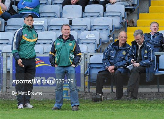 Carlow v Offaly - Walsh Cup Shield Final