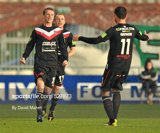 shamrock rovers vs dundalk