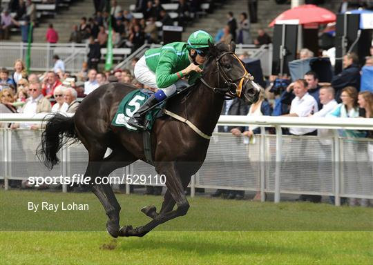 Horse Racing from The Curragh - Saturday 25th