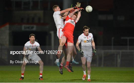Tyrone v Derry - Bank of Ireland Dr. McKenna Cup Final