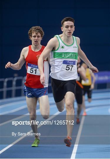 Irish Life Health National Indoor Club League Final