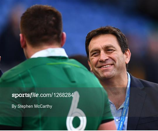 Italy v Ireland - RBS Six Nations Rugby Championship