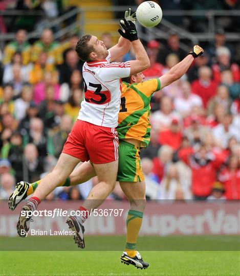 Derry v Donegal - Ulster GAA Football Senior Championship Final