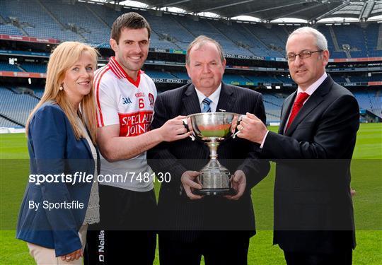 Bus Éireann Féile Final Competitions Launch - 748130 - Sportsfile