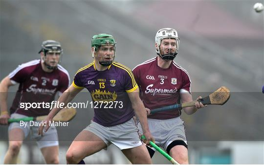 Galway v Wexford - Allianz Hurling League Division 1B Round 2