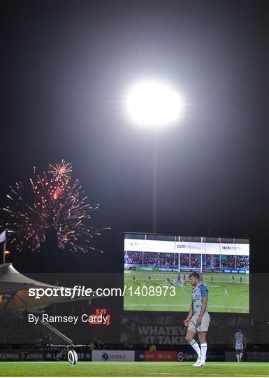 Glasgow Warriors v Leinster - Guinness PRO14 Round 8