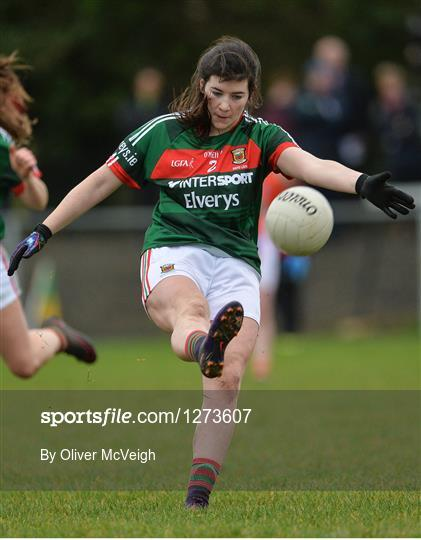 Armagh v Mayo - Lidl Ladies Football National League Round 3