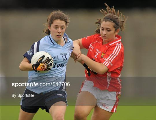 Dublin v Cork - All Ireland Minor A Championship Final