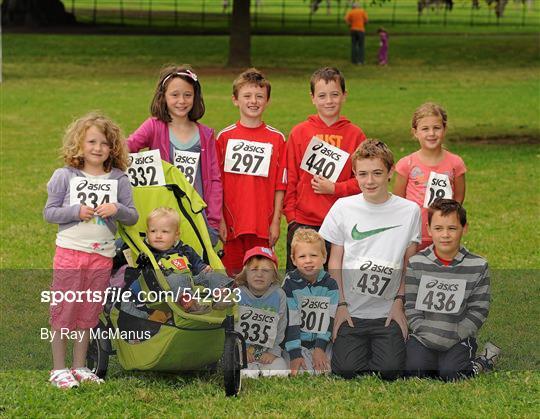 Athletics Ireland Family Fitness Festival 2011