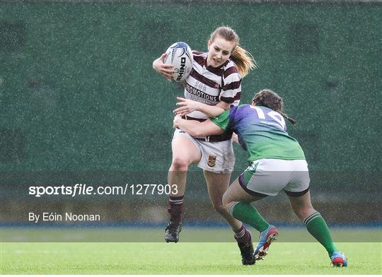 Tullow v CYM - Leinster Women's League Division 2 Playoffs