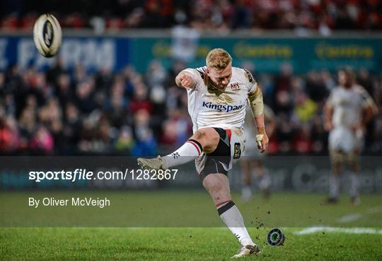 Ulster v Zebre - Guinness PRO12 Round 9 Refixture
