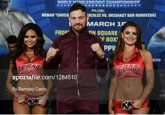 Middleweight Madness Press Conference