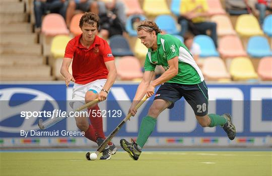 Ireland v Russia - GANT EuroHockey Nations Men's Championships 2011