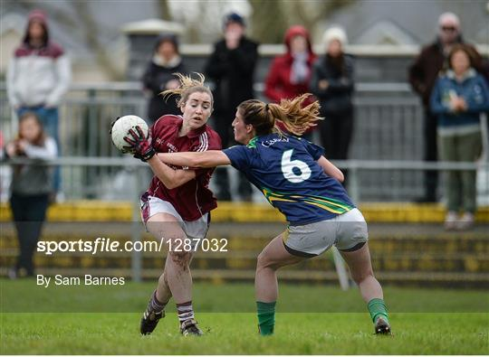 Galway v Kerry - Lidl Ladies Football National League Round 5
