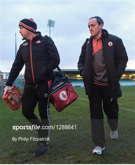 Donegal v Tyrone - EirGrid Ulster GAA Football U21 Championship Quarter-Final Replay