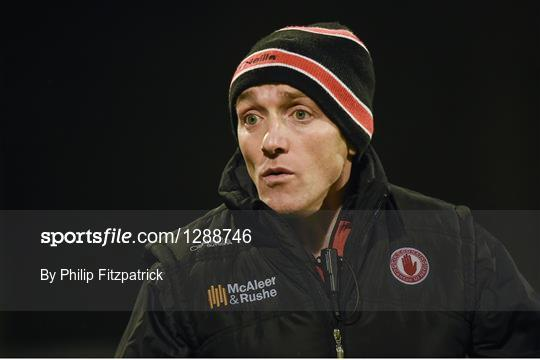 Donegal v Tyrone - EirGrid Ulster GAA Football U21 Championship Quarter-Final Replay