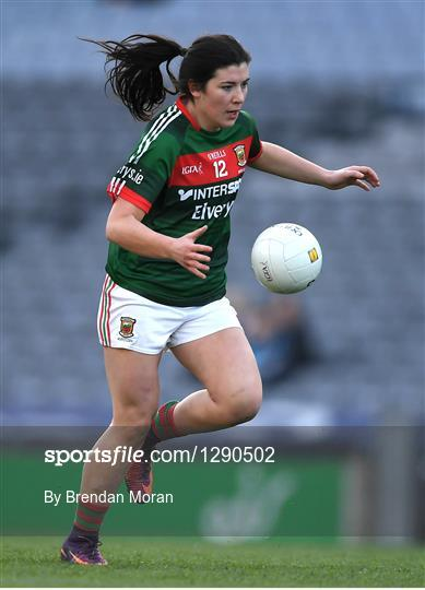 Dublin v Mayo - Lidl Ladies Football National League Round 6