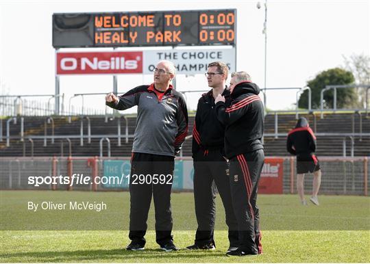 Tyrone v Mayo - Allianz Football League Division 1 Round 6