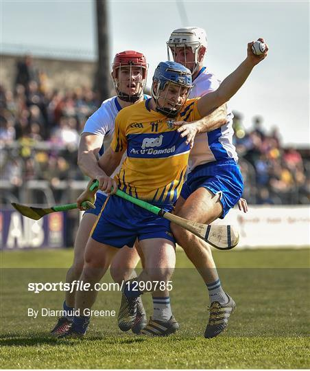 Clare v Waterford - Allianz Hurling League Division 1A Round 5