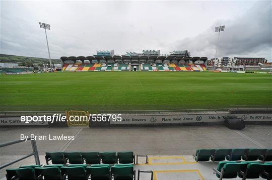 Shamrock Rovers Home Ground for UEFA Europa League Games - Tallaght Stadium