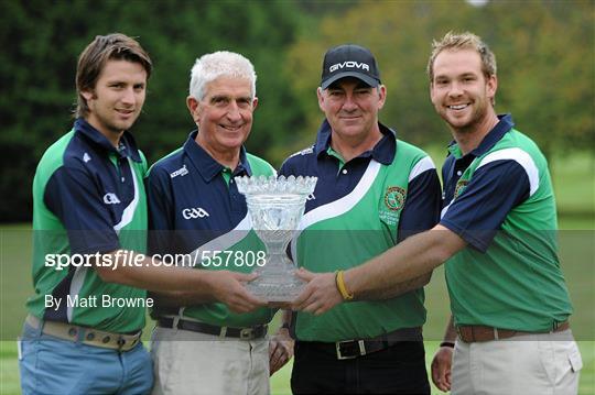 12th Annual All-Ireland GAA Golf Challenge - 2011 Finals