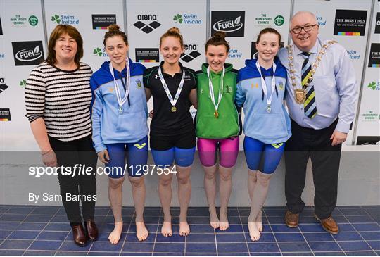 2017 Irish Open Swimming Championships - Day 2