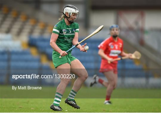 Cork v Limerick - Littlewoods National Camogie League semi-final