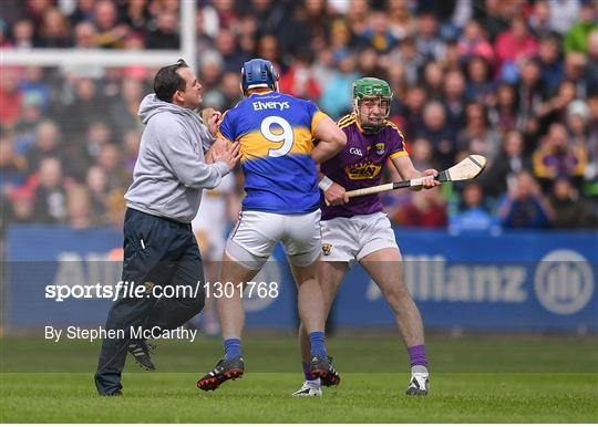 Wexford v Tipperary - Allianz Hurling League Division 1 Semi-Final